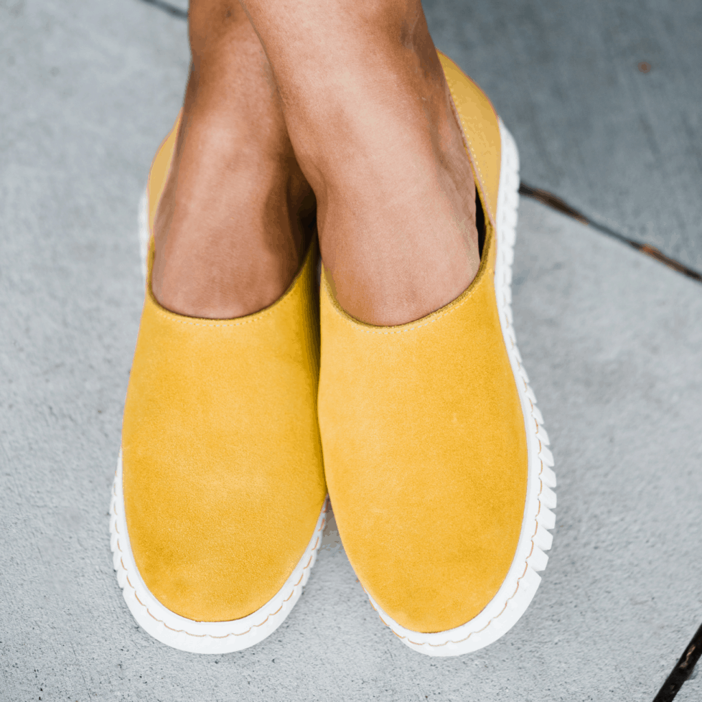 eco-friendly find: BENDY shoes