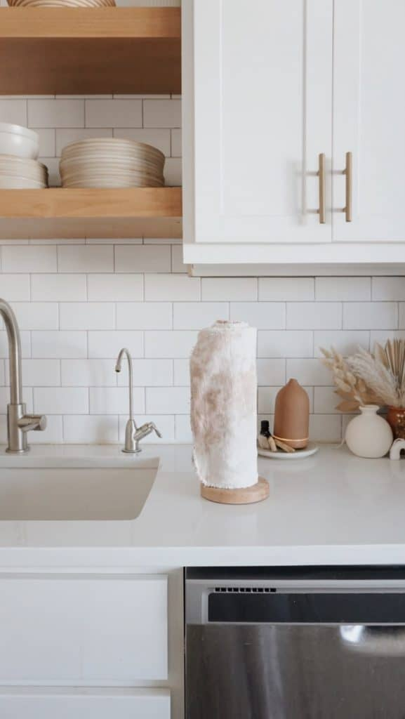 how to make reusable paper towels