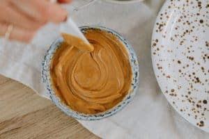 how to make nut butter