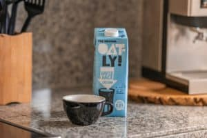 is oat milk good for you