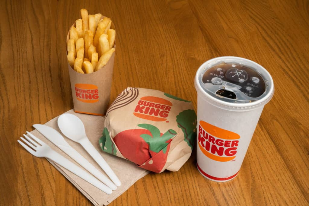 burger king's eco-friendly packaging