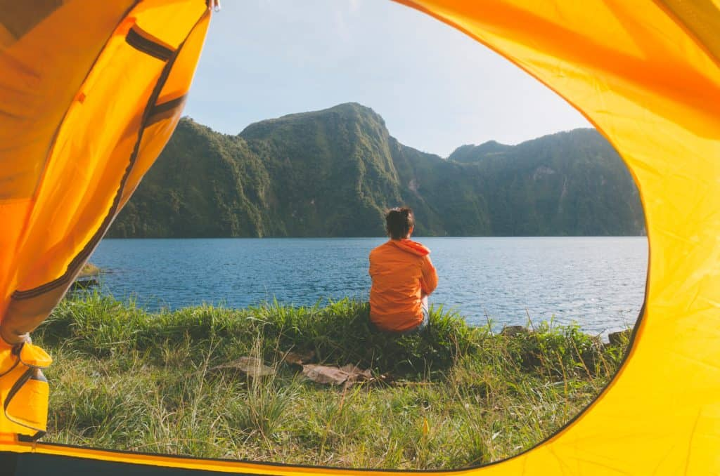 eco-friendly camping gear