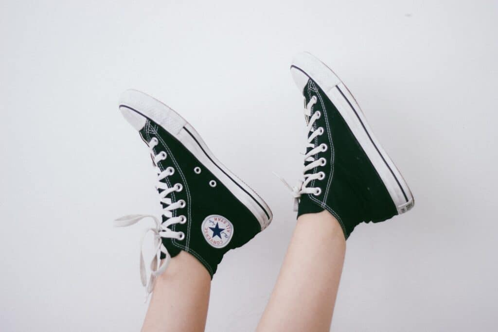 recycle shoes