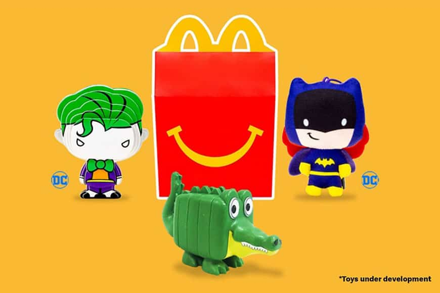 mcdonald's sustainable happy meal toys